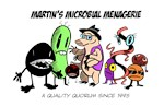 Martin's Microbial Menagerie