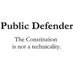 The Constitution Is Not a Technicality Office