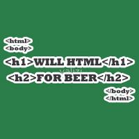 Html t-shirts