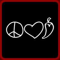 Peace Love Chili