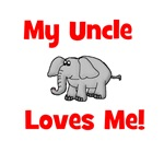 My Uncle Loves Me! w/elephant