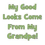 Good Looks from Grandpa - Green