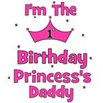 1st Birthday Princess's Daddy!
