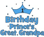 1st Birthday Prince's Great Grandpa