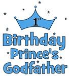 1st Birthday Prince's Godfather!