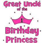 Great Uncle of the 1st Birthday Princess!