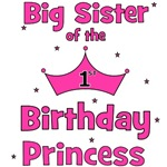 Big Sister of the 1st Birthday Princess!