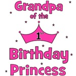 Grandpa of the 1st Birthday Princess!