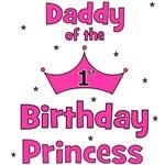 Daddy of the 1st Birthday Princess!