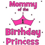 Mommy of the 1st Birthday Princess!