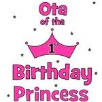 Ota of the 1st Birthday Princess!