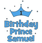 1st Birthday Prince SAMUEL!