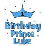 1st Birthday Prince LUKE!