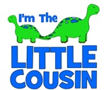 I'm The LITTLE Cousin! Dinosaur