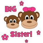 I'm The BIG Sister - Monkey