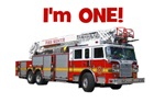 I'm ONE! Fire Truck