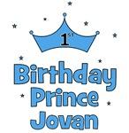 1st Birthday Prince JOVAN!