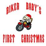 Biker Baby's First Christmas