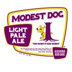 Modest Dog Light Pale Ale