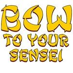 BJJ Kids: Bow to your Sensei!