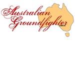 Australian Groundfighter shirts