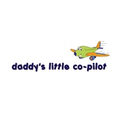 daddy's little co-pilot