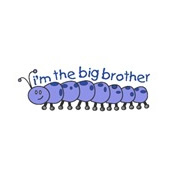i'm the big brother caterpillar