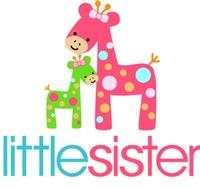 Funky Giraffe Little Sister