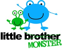 Little Brother Monster