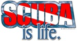 Scuba is Life-The Rest is Just a Surface Interval.