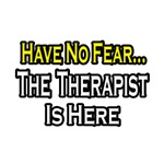 Have No Fear, The Therapist Is Here