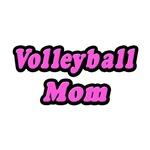 Volleyball Mom (Pink)