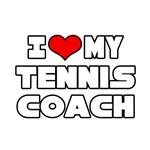 I Love My Tennis Coach