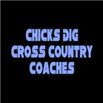 Chicks Dig Cross Country Coaches