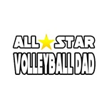 All Star Volleyball Dad
