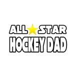 All Star Hockey Dad
