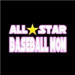 All Star Baseball Mom