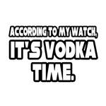 It's Vodka Time