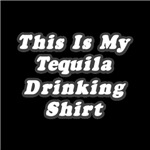 My Tequila Drinking Shirt