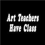 Art Teachers Have Class