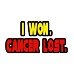 I Won. Cancer Lost.