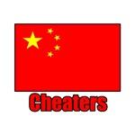 China = Cheaters