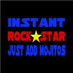 Rock Star...Add Mojitos