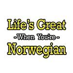 Life's Great..Norwegian