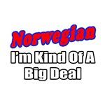 Norwegian...Big Deal