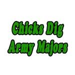 Chicks Dig Army Majors