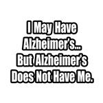 Alzheimer's Fighter Quote