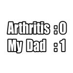 My Dad's Beating Arthritis
