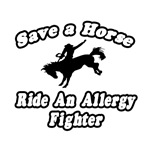 Save Horse, Ride Allergy Fighter