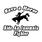Save Horse, Ride Insomnia Fighter